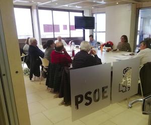 Reunión de Cristianos Socialistas